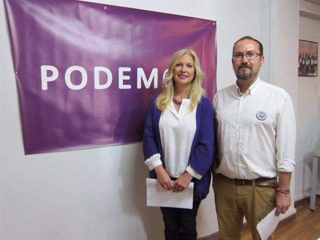 Córdoba.- 26M.- Cristina Pedrajas, candidata de Podemos a la Alcaldía con apoyo
