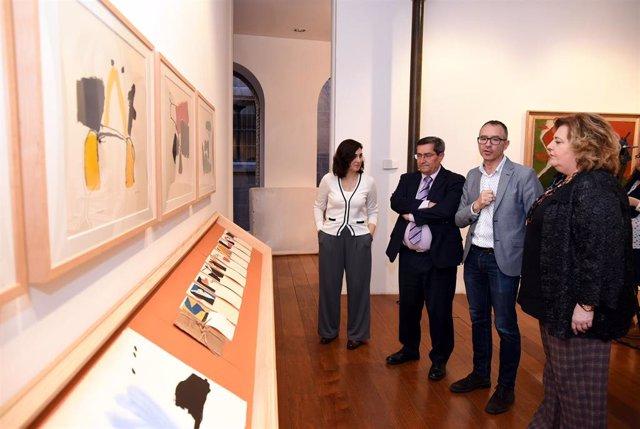 Granada.- Una exposición aborda el regreso a España de José Guerrero en los años