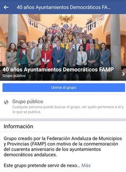 FAMP.- La FAMP crea un grupo de Facebook para conectar a todos los agentes del m