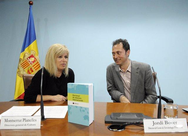 Catalunya i Andorra col·laboren en la publicació del Diccionari de Relacions Int