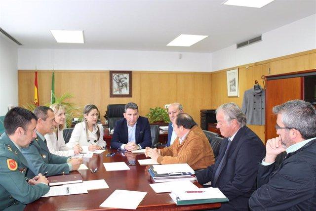 Huelva.- Asaja aborda con Junta, Gobierno y Guardia Civil la actividad micológic
