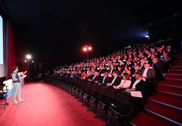 Anefp clausura los actores de celebración de su 40 aniversacio con la asistencia