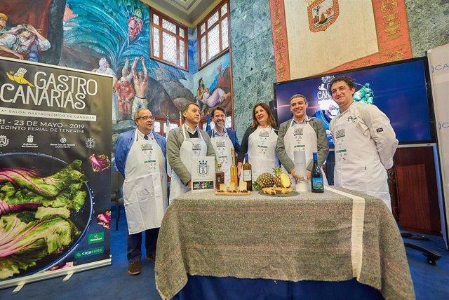 Gastrocanarias contará con más de doscientas empresas y El Hierro como isla invi