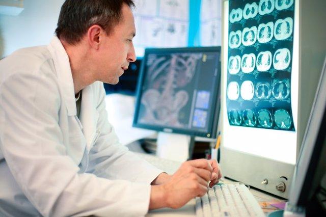 Radiología, radiografías, médico, pruebas