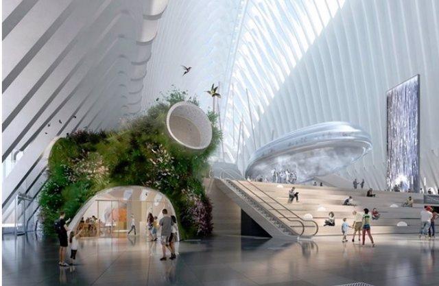 Les obres del CaixaForum en l'Àgora de València finalitzaran l'any 2021