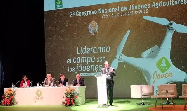 Jaén.- Asaja reclama una atención diferenciada para el mundo rural en su II Cong