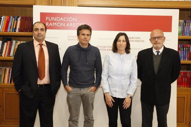 La Fundación Ramón Areces destina 490.000 euros a cuatro proyectos de investigac