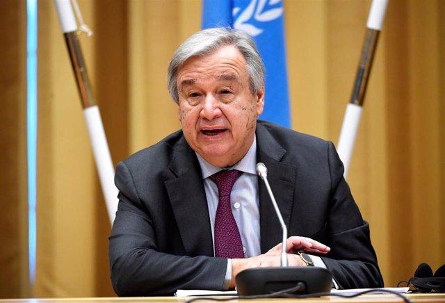 """O.Próximo.- Guterres pide """"máxima contención"""" a las partes tras el ataque sobre"""