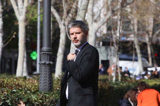 """Procés.- Abogado de Junqueras cuestiona la instrucción y Guardia Civil replica: """"No les investigamos por lo que piensan"""""""
