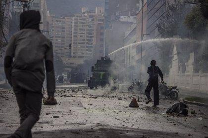 Al menos un muerto y varios heridos por los disturbios en la Universidad del Valle en Colombia