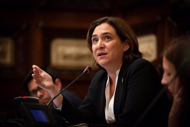 """Colau sobre el presunto espionaje a Iglesias: """"Ha llegado el momento de limpiar"""