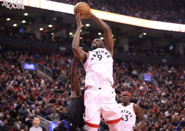 Bàsquet/NBA.- Els Raptors conquereixen amb autoritat el Madison Square Garden