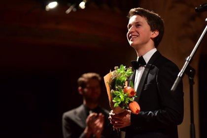 El pianista letó Daumants Liepins guanya el Maria Canals amb una interpretació de Txaikovski