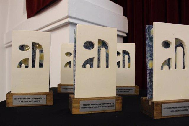 Sevilla.- Autismo Sevilla entrega sus II Premios como cierre a los actos por el