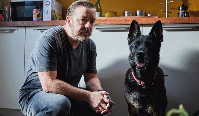 Netflix renueva After Life de Ricky Gervais por una 2ª temporada