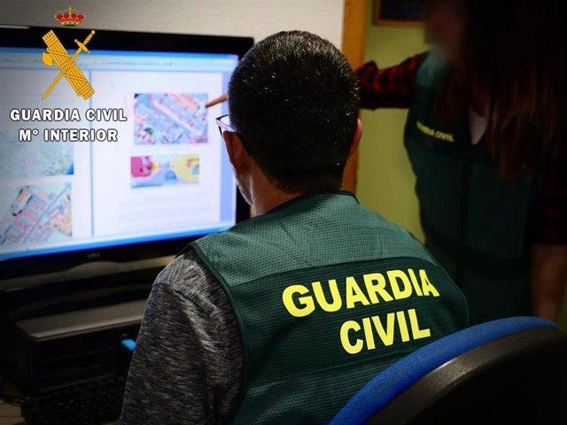 La Guàrdia Civil allibera un segrestat a Alacant i ho deté als minuts en tindre