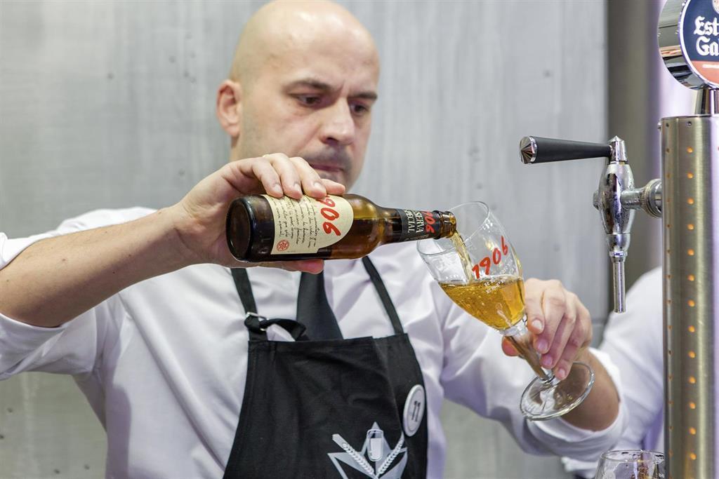 Un nuevo estudio indica que el consumo moderado de cerveza puede...