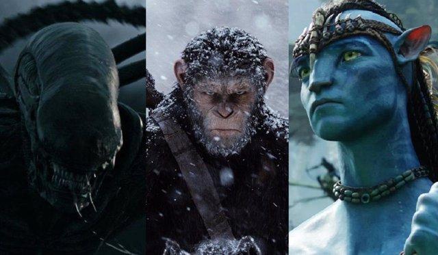 Disney promete más películas de Avatar, Alien y El planeta de los simios tras la