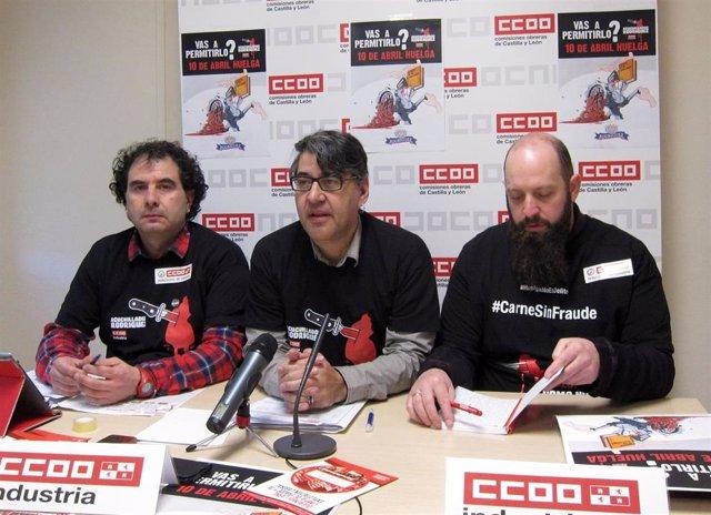 CCOO convoca de nuevo huelga en Embutidos Rodríguez para pedir la regularización