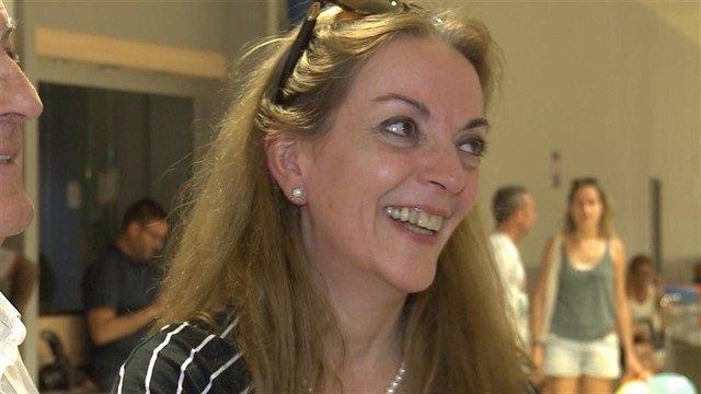 La abogada valenciana María José Carrascosa, retenida en un aeropuerto de EEUU