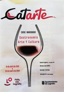 La nueva edición de 'Catarte' programa 26 sesiones desde el 19 de abril al 24 de