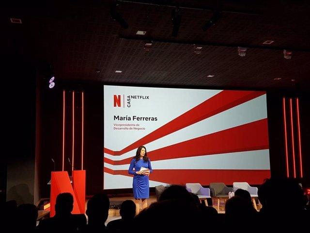 "Netflix sobre la posibilidad de financiar RTVE: ""Si en algún momento se aprueba,"