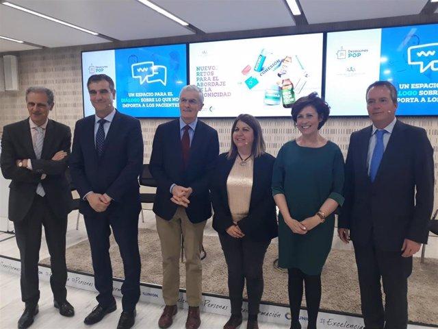 PP, PSOE, Podemos y Ciudadanos abogan por mejorar la AP y la financiación del SN