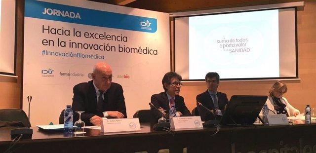 """La industria farmacéutica asegura que España tiene """"oportunidad histórica"""" para"""