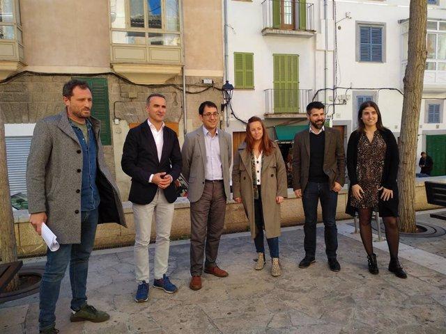 """Negueruela assegura que el """"tema estavella"""" de la Conferència Política del PSIB"""