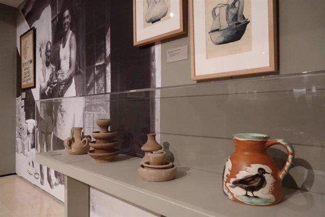 Málaga.- Fundación Picasso y el Museo Pushkin de Moscú reconstruyen en la Casa N