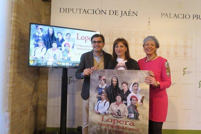 Jaén.- MásJaén.- Más de 150 personas participarán en la IV Recreación Histórica