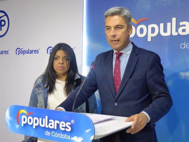 """Córdoba.- 28A.- Lorite (PP): """"En Venezuela está el reflejo de lo que no queremos"""