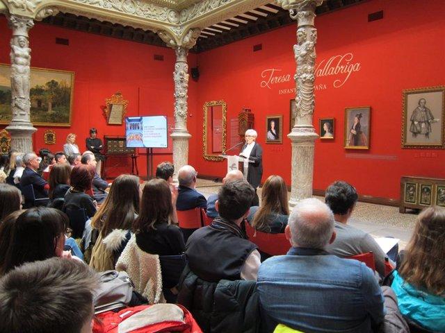 Cerca de 140 alumnos participan en Aragón en 2019 en la Olimpiada de Geografía y