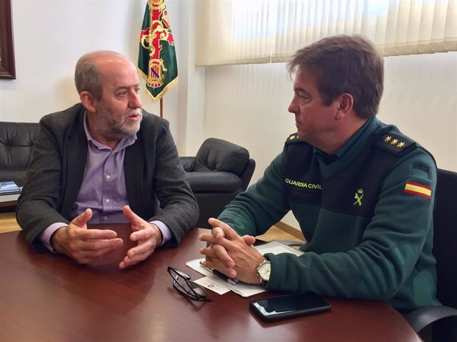 El Ayuntamiento de Marratxí y la Guardia Civil retoman el proyecto de habilitaci