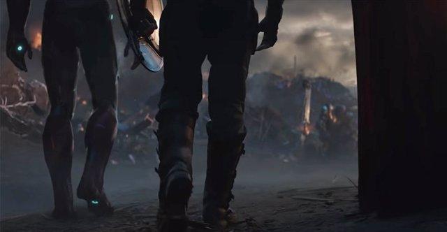 Endgame revela el plan de los Vengadores para derrotar a Thanos