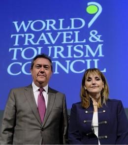 """El cumbre del WTTC bate """"récord"""" en Sevilla, que tendrá un Hilton y aborda conex"""