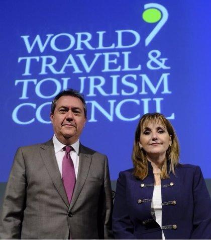 El WTTC bate récord en Sevilla que tendrá un Hilton y aborda conexiones con Iberoamérica y Dubái