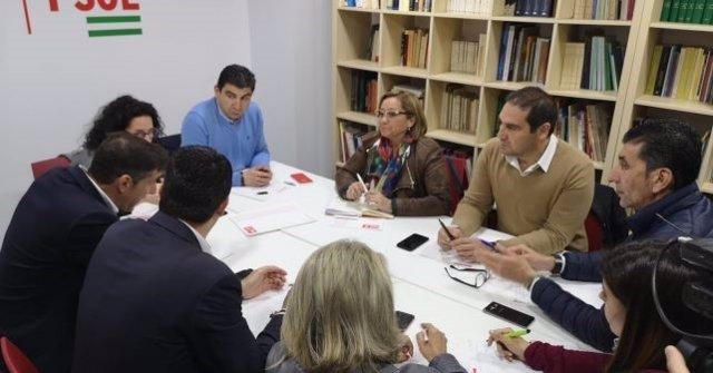 Huelva.- PSOE pedirá que Huelva sea destino preferente en asignación de subinspe