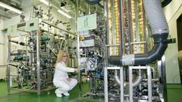 """La UAB y la ESA inician una fase """"decisiva"""" en las pruebas para  autoabastecer m"""