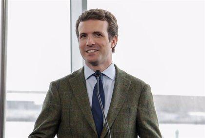 Casado presentarà dilluns vinent a Barcelona el programa electoral del PP per a les generals
