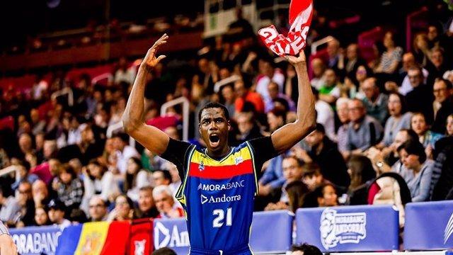 Baloncesto.- Moussa Diagne, MVP de marzo en la Liga Endesa