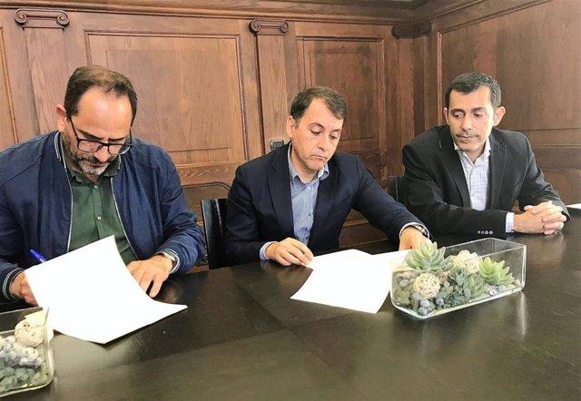 El Ayuntamiento de Santa Cruz de Tenerife cede un local durante dos años a la as