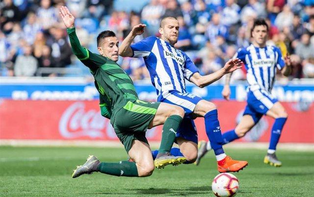 Soccer: La Liga - Deportivo Alaves V SD Eibar