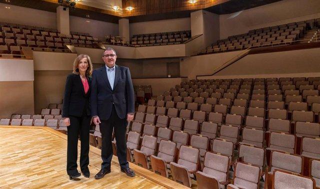 El leonés Félix Palomero será el nuevo director técnico de la Orquesta y Coro Na