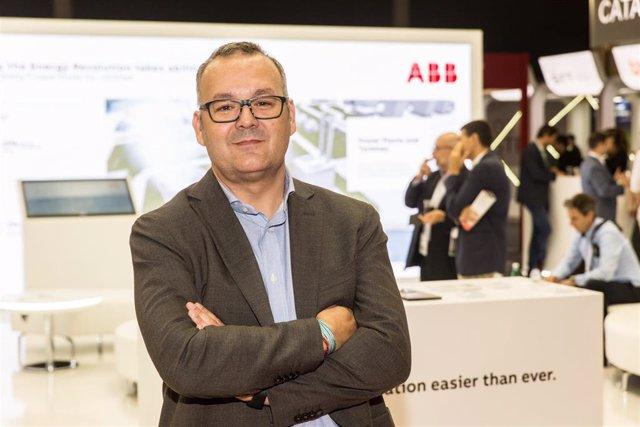 """Marc Gómez (ABB): """"Las revoluciones industriales nos traerán más trabajo, aunque"""