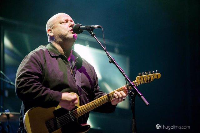 El grupo Pixies durante su actuación en el Nos Primavera Sound