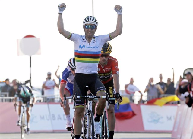 Cycling UAE Tour - Stage 3
