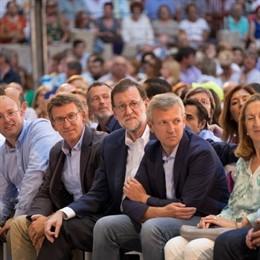 28A.- Mariano Rajoy arropará el viernes 12 a Ana Pastor en un acto en el que el PP de Feijóo reconocerá su figura