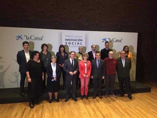Fundación Intras gana un Premio La Caixa por un proyecto de realidad virtual par