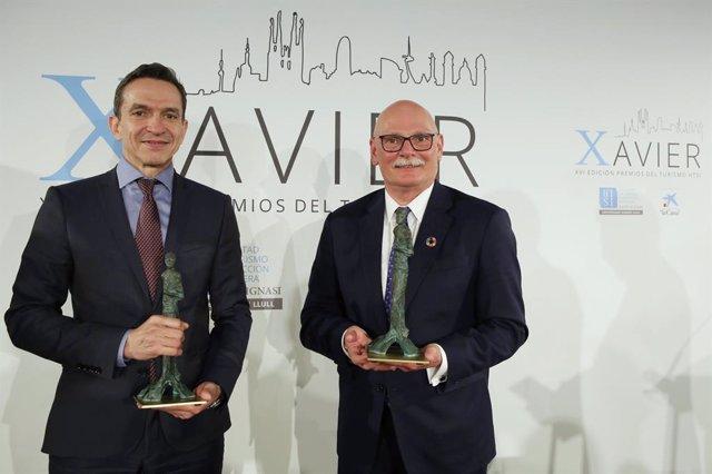 L'Unesco i MWC Barcelona, Premis Xavier del Turisme-HTSI